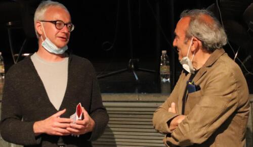Nico Pitrelli e Francesco de Luca