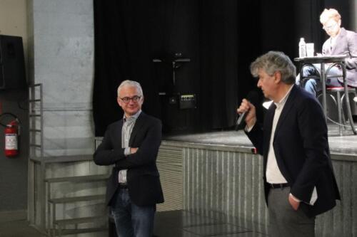 Danzare nella Tempesta - Antonella Viola, con Paolo Giordano, Guido Corso